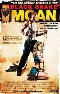 Black Snake Moan (film) movie poster