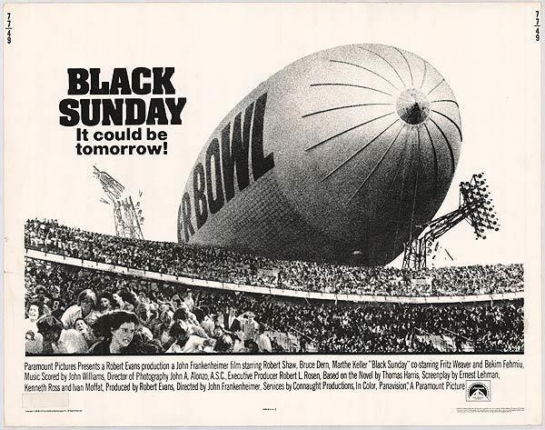 Black Sunday (1977 film) Black Sunday 1977 Review Mana Pop