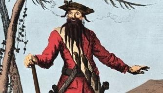 Blackbeard Blackbeard killed off North Carolina Nov 22 1718