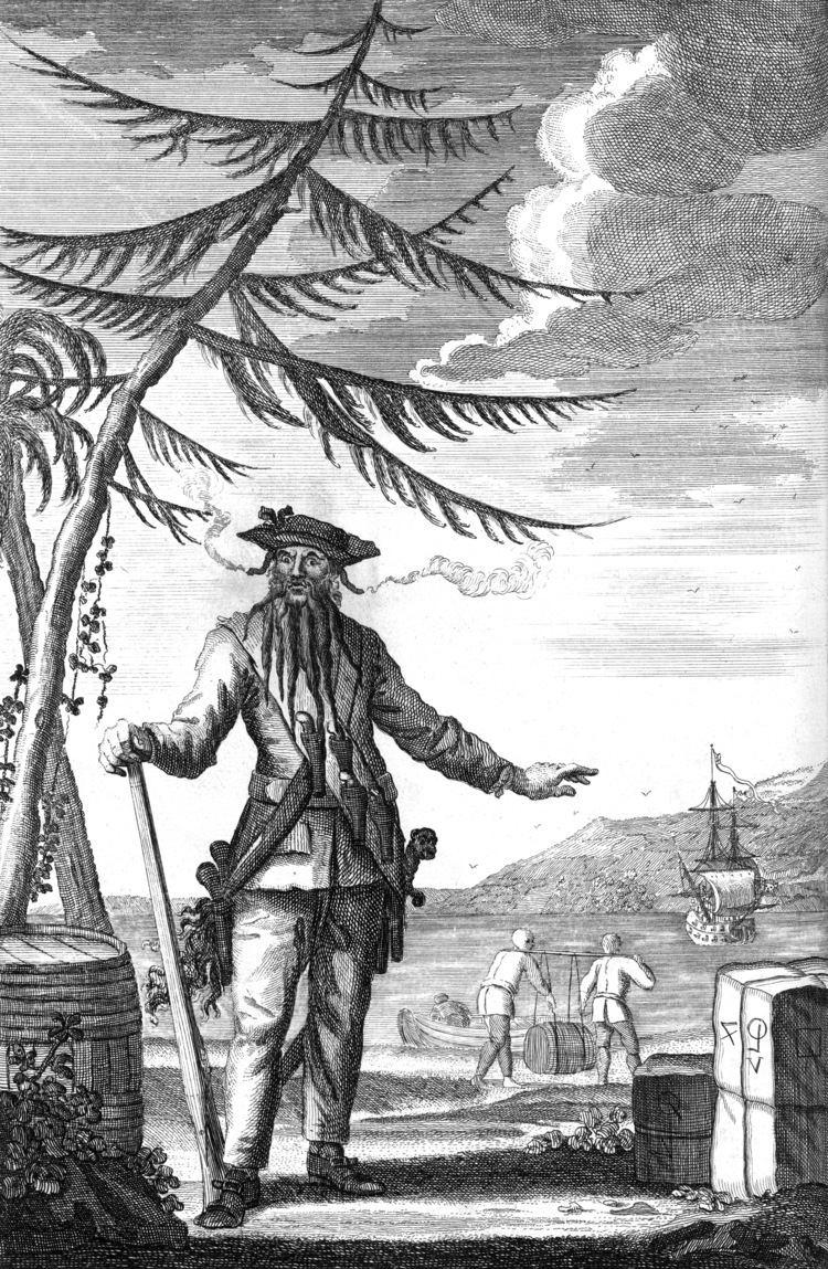 Blackbeard Blackbeard Wikipedia the free encyclopedia