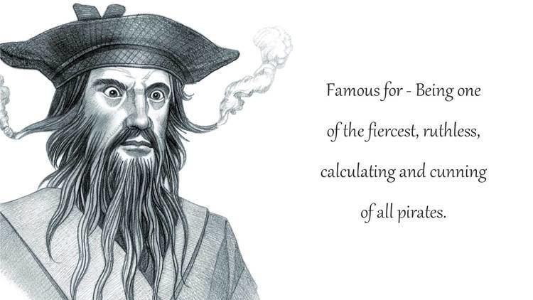 Blackbeard Blackbeard Pirate Edward Teach YouTube