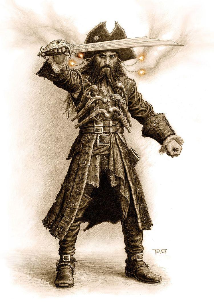 Blackbeard BlackbeardMcShane full