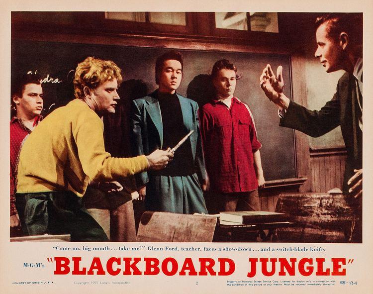 Blackboard Jungle Blackboard Jungle