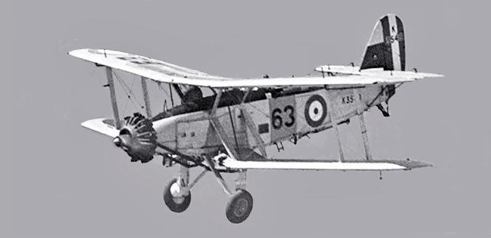 Blackburn Baffin Picture of Blackburn Baffin Bomber Plane and information