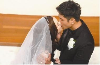 Blackie Chen Blackie Chen marries Christine Fan