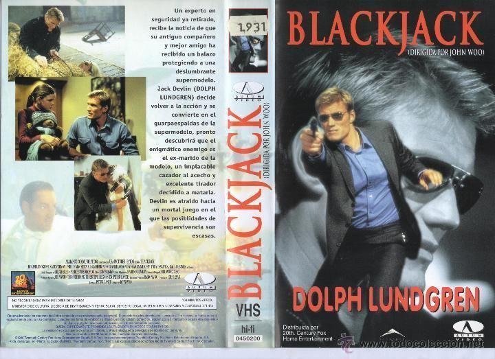 Blackjack (1998 film) Ultimate Dolph View topic BLACKJACK John Woo 1998 TV pilot