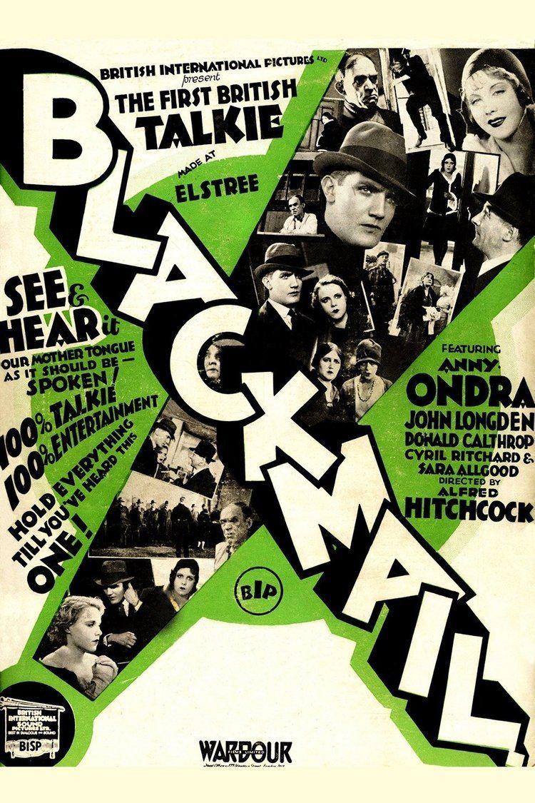 Blackmail (1929 film) wwwgstaticcomtvthumbmovieposters529p529pv