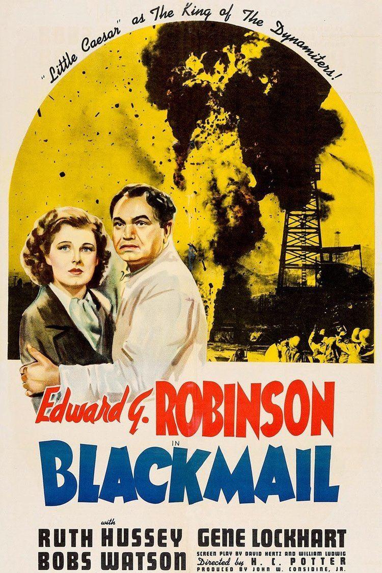 Blackmail (1939 film) wwwgstaticcomtvthumbmovieposters4805p4805p