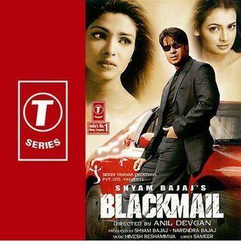 Blackmail (2005 film) Blackmail 2005 Himesh Reshamiya Listen to Blackmail songs