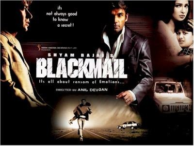Blackmail (2005 film) Blackmail movie review by Shruti Bhasin Planet Bollywood