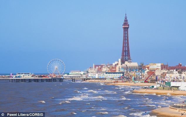 Blackpool Tourist places in Blackpool