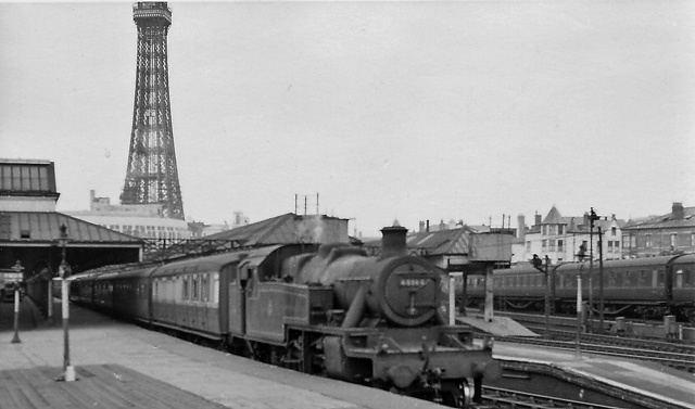 Blackpool Central railway station Blackpool Central railway station Wikipedia