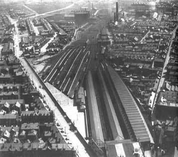 Blackpool Central railway station wwwtimarchivefreeukcomassetsimagesBpoolTowe
