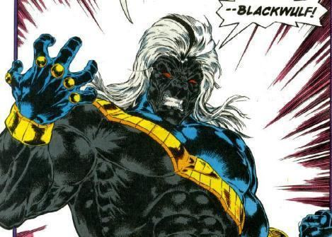 Blackwulf Blackwulf Lucian