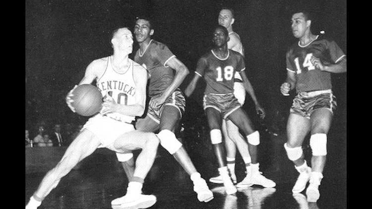 Blaine Denning Black History Month Blaine Denning Professional Basketball Player