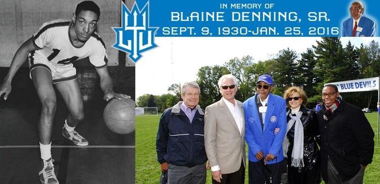Blaine Denning Lawrence Technological University Blaine Denning Sr LTU Hall of