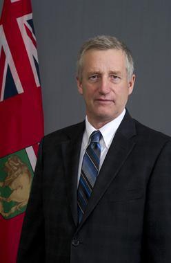 Blaine Pedersen Hon Blaine Pedersen Members of the Legislative Assembly of Manitoba