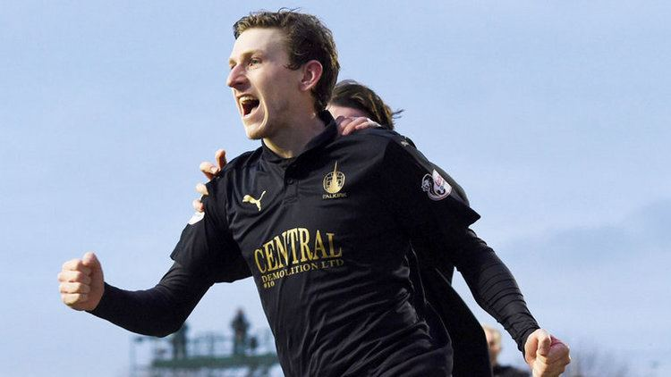 Blair Alston St Johnstone are expected to sign Blair Alston from Falkirk