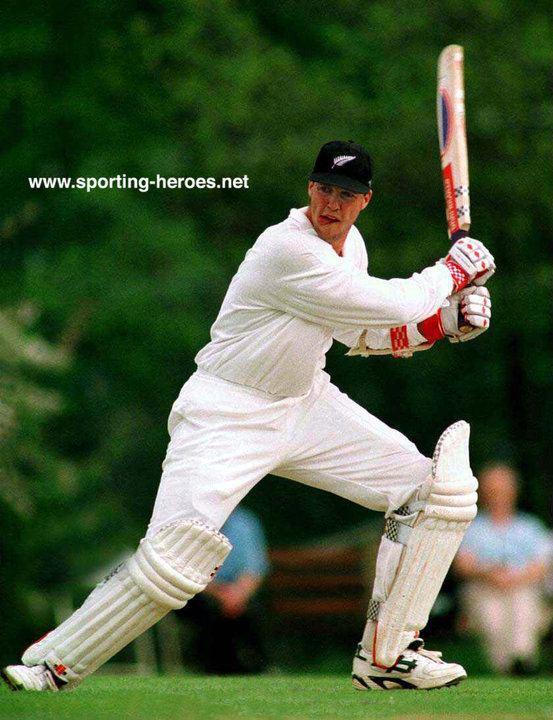 Blair Hartland (Cricketer)