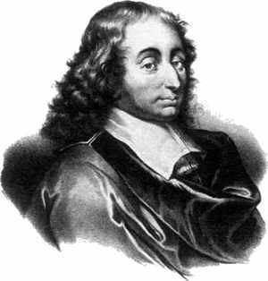 Blaise Pascal Pascal Blaise Internet Encyclopedia of Philosophy
