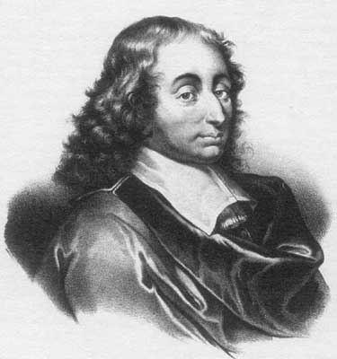 Blaise Pascal wwwgroupsdcsstandacukhistoryBigPicturesPa