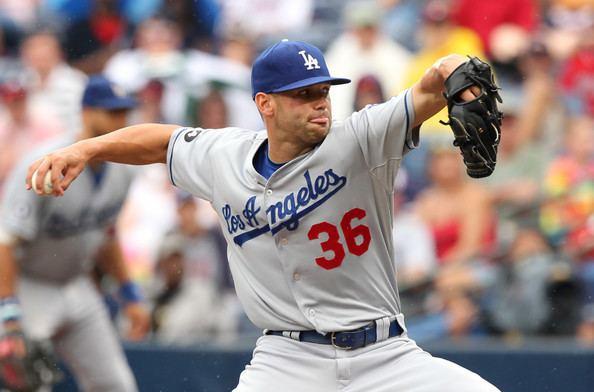 Blake Hawksworth Blake Hawksworth Photos Los Angeles Dodgers v Atlanta