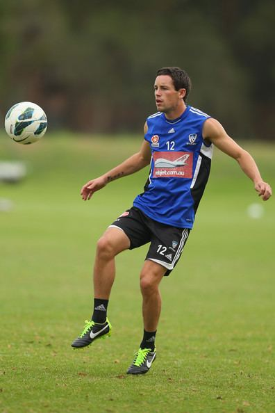 Blake Powell Blake Powell Photos Sydney FC Training Session Zimbio