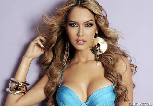 Blanca Aljibes Blanca Aljibes quiere ser la nueva Miss Internacional