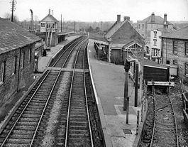 Blandford Forum railway station - Alchetron, the free social