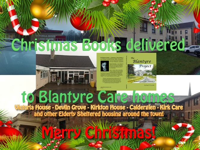 Blantyre in the past, History of Blantyre