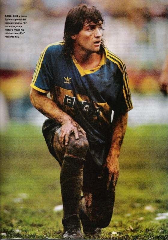 Blas Giunta Pes Miti del Calcio View topic Blas GIUNTA 19871991