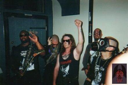 Blasphemy (band) Exclusive Blasphemy Interview FMP666com