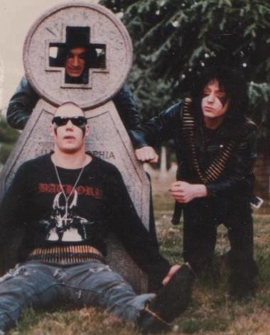 Blasphemy (band) Blasphemy Band