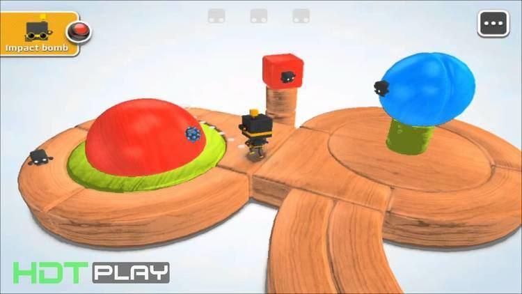 Blast-A-Way BlastAWay Gameplay iPhoneiPad HD YouTube