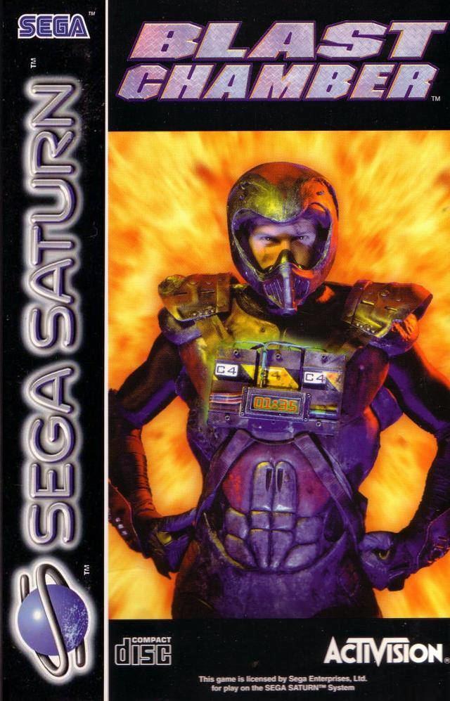 Blast Chamber Blast Chamber Box Shot for Saturn GameFAQs