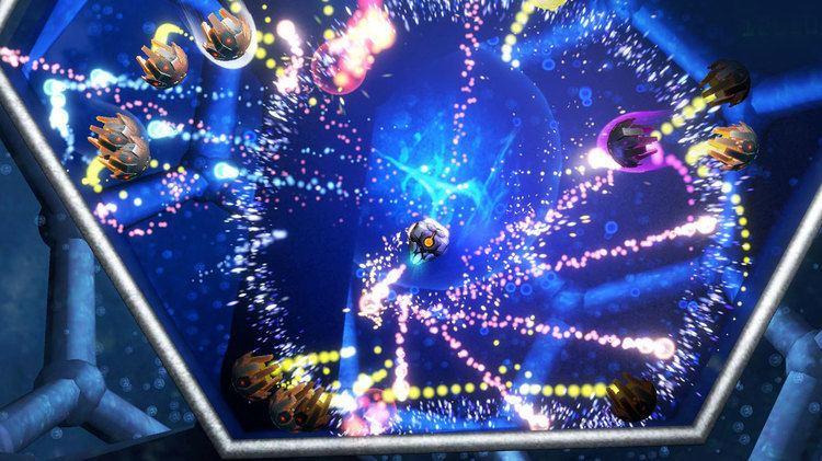 Blast Factor Santa Monica Studios SMS Blast Factor Game PS3 Game