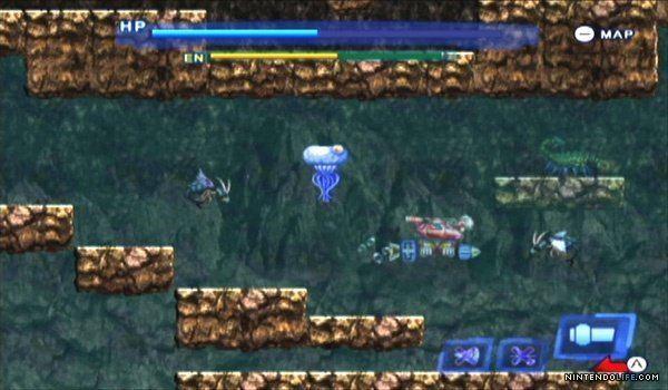 Blaster Master: Overdrive Blaster Master Overdrive Review WiiWare Nintendo Life