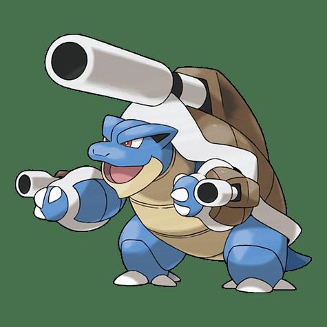 Blastoise Blastoise Pokdex