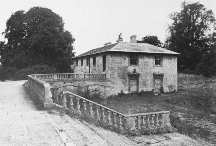 Blatherwycke Plate 106 18thCentury House Demolished British History Online