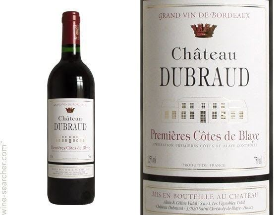Blaye (wine) f1winesearchernetimageslabels2413chateaud