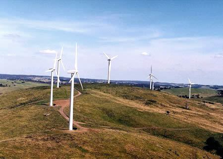 Blayney Wind Farm wwwblayneynswcomfilesAreaPicsWindFarmBlayne