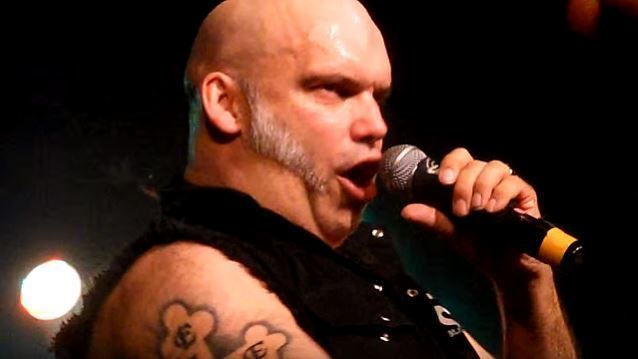 Blaze Bayley Ex Iron Maiden Singer Blaze Bayley To Release Infinite Entanglement