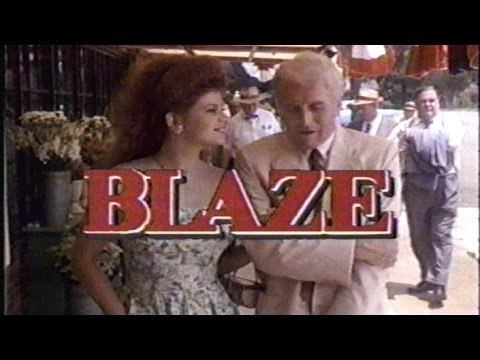 Blaze (1989 film) Blaze Trailer Dec 7 1989 YouTube