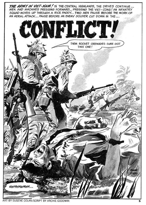 Blazing Combat DIAL B for BLOG THE WORLD39S GREATEST COMIC BLOGAZINE