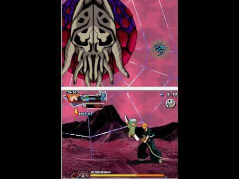 Bleach DS 4th: Flame Bringer Bleach DS 4th Flame Bringer Final Stage YouTube