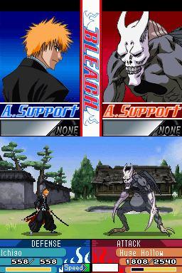 Bleach: The 3rd Phantom Bleach The 3rd Phantom USVenom ROM lt NDS ROMs Emuparadise