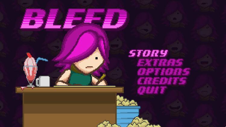 Bleed (video game) Bleed Video Review ElderGeekcom