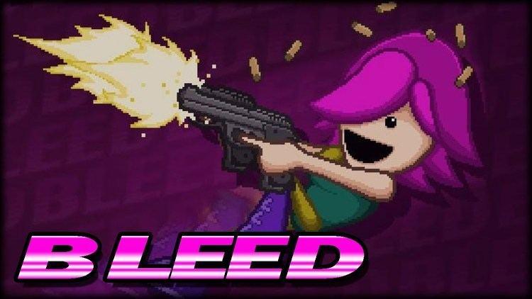Bleed (video game) Bleed Ultimate Videogame Hero YouTube
