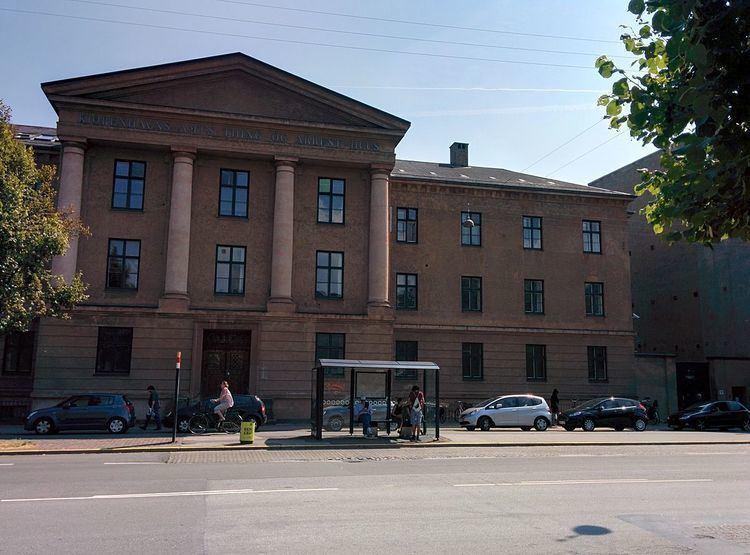 Blegdamsvej Prison