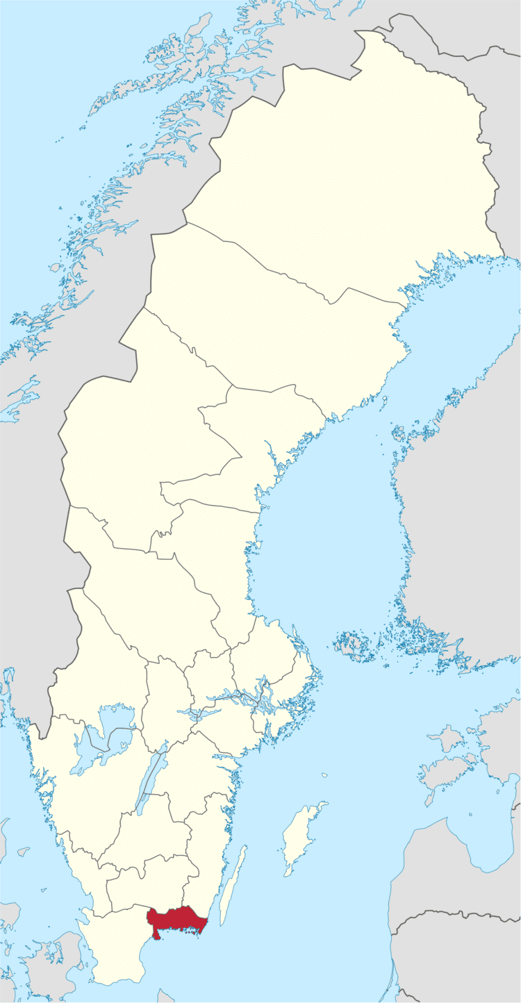Blekinge Blekinge County Wikipedia